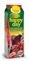 Saft Happy Day Multivitamin Rote Früchte