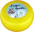 Ziegen-Gouda – Gereifter Käse in Wachs