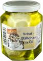 Schafkäse-Bällchen in Öl