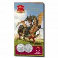 10 Euro Silbermünze Der Lindwurm in Klagenfurt