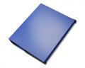 Präsentationsordner DuoBinder mit Ablagefach 15 mm blau