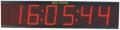 Die multifunktionelle LED-Anzeigetafel