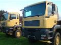 LKW Panzerungen und Sonderaufbauten