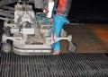 Gummiabriebentfernung und Spezialreinigung
