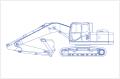 Neumaschinen > Hydraulikbagger