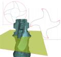 Werkzeugmessung von Gewindebohrern mit dem IF-ToolPrecision Rauheit, Form, Kontur und Rundheit hochauflösend messen