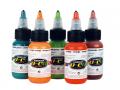 Airbrush-Farben pro-color