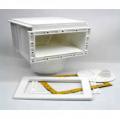 Oberflächenabsauger Kunststoff ABS