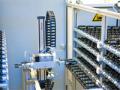 Handhabungssystem für Elektronik-Bauteile