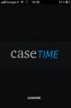 CaseTime mobile für iPhone und Android Smartphone