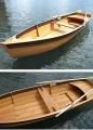 Spitzflachboot