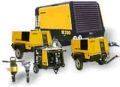 KAESER-Mobilair-Baukompressoren