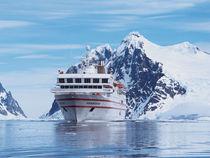 Auftrag Rundreise: MS Hanseatic - Weihnachtsreise Antarktis