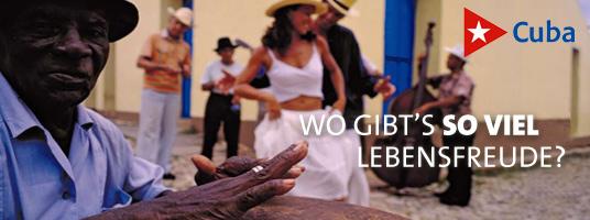 Auftrag Urlaub auf Kuba