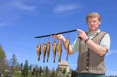 Auftrag Fischen