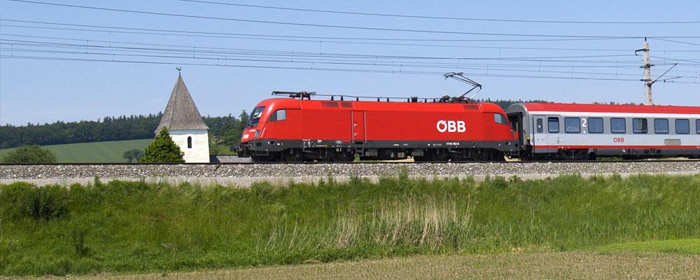 Auftrag Anreise mit Zug & Bus