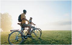Auftrag Radfahren & Biken