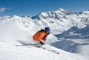 Auftrag Skifahren