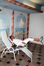 Auftrag Relaxation room