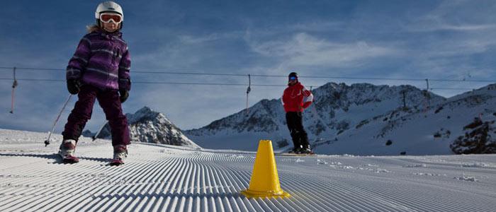 Auftrag Ski-Spaß mit der Familie