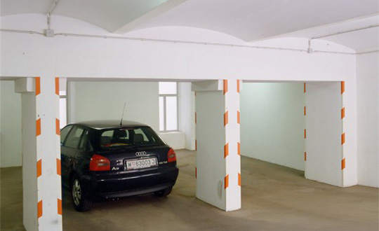 Auftrag Garageneinbauten