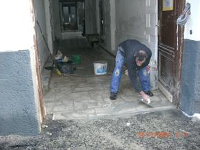 Auftrag Haus- und Wohnungssanierung