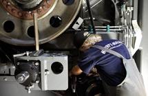 Auftrag Reparatur und Generalüberholung