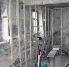 Auftrag Fenster setzen und einputzen, malerfertig