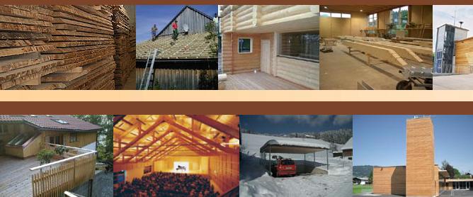 Auftrag Holzbau