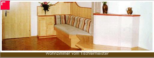Auftrag Vorzimmer, Wohnzimmer, Traditionelle Stuben, Stiegen, Einzelmöbel