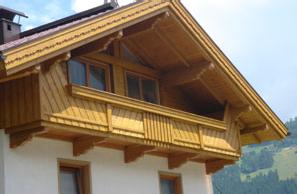 Auftrag Balkone/Terrassen