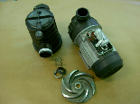 Auftrag Instandsetzung und Wartung von Motoren, Maschinen und Pumpen jeder Art und Baugröße