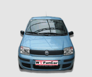 Auftrag Autovermietung in Wien Fiat Panda