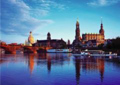 Europareisen Dresden - Florenz des Nordens