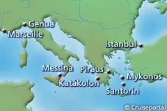 Kreuzfahrten Louis Cruises: MS Coral