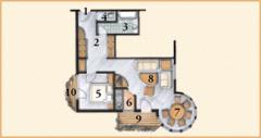 Appartement Zauberwinkel