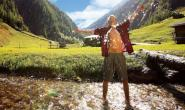 Wanderurlaub in den Alpen