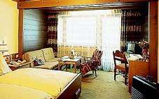 Die Zimmer im Gästehaus