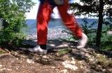 Die Lauf- und Nordic-Walking-Strecken