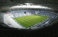 Fußballstadienbau